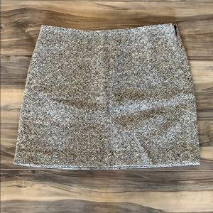 KORS MK Wool Tweed Mini